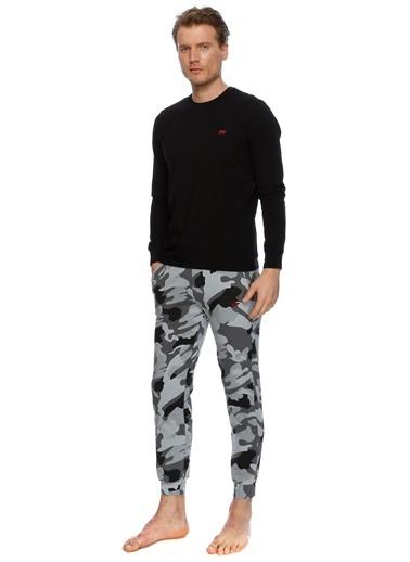 Bad Bear Pijama Takım Lacivert